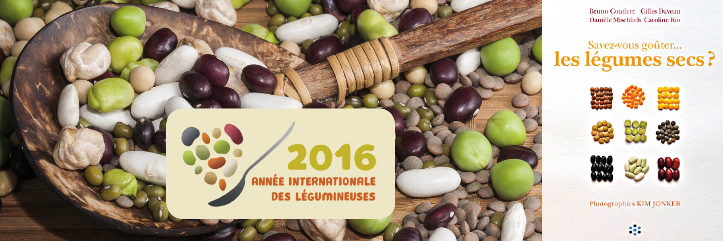 2016: Année des légumineuses