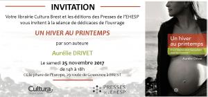 Invitation Cultura - A. Drivet